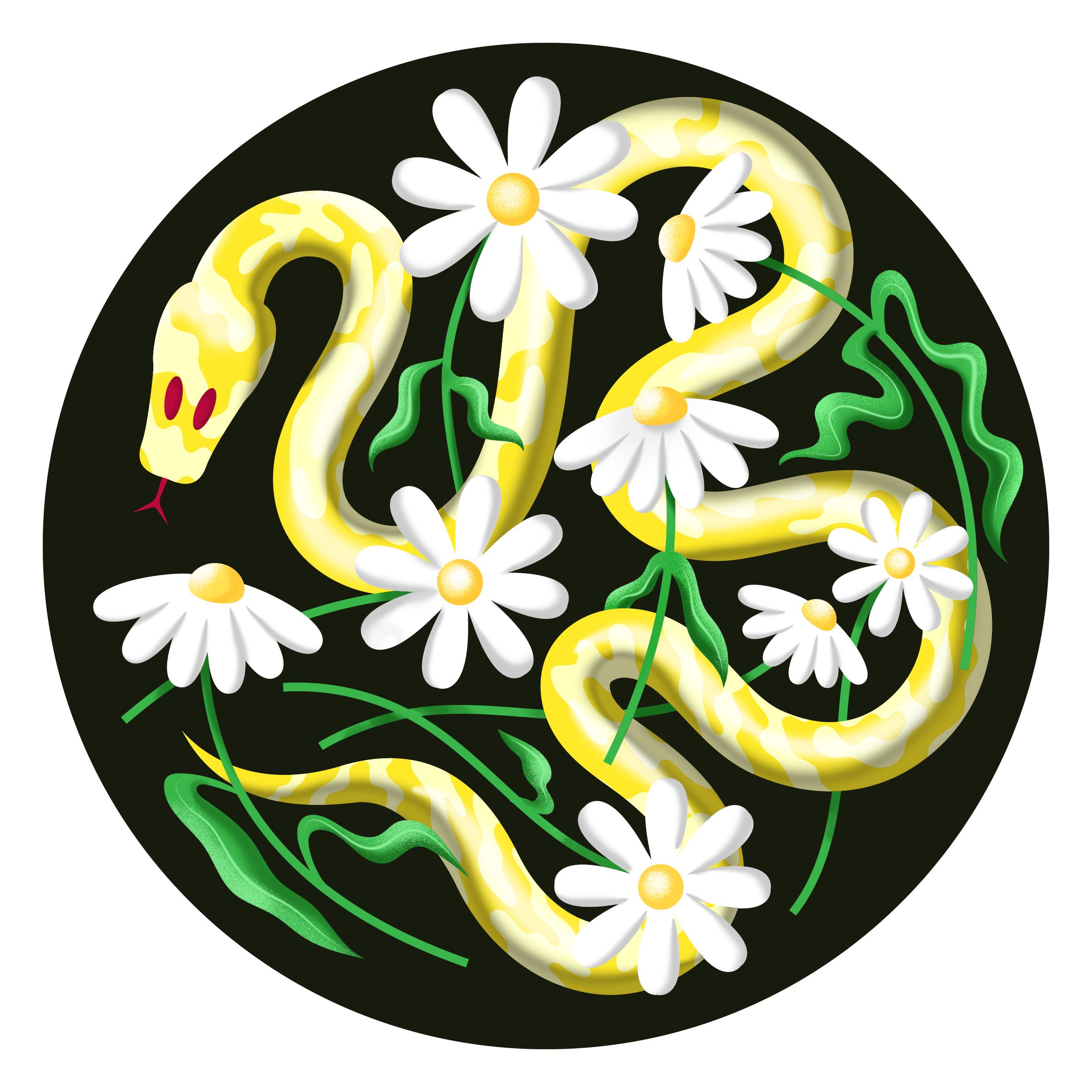 Circle-Snake