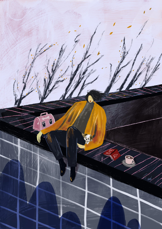 Cindy Kang-Early Winter