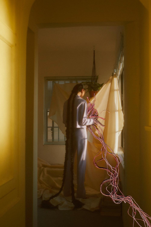 SheenaLiam-6: Photographer – Lenne Chai@LenneChai / Hair and Makeup – Suzie K@SuzieKBeauty / Styling – Taylor Erickson@RollYourOwnWay