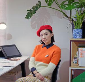 GirlsclubAsia-Eszter Chen