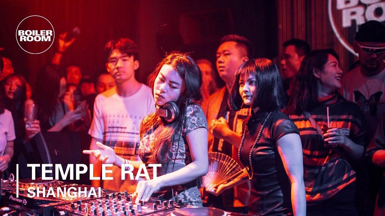 Temple Rat BR