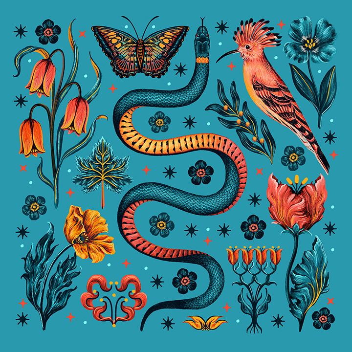 GirlsclubAsia-Designer-Illustrator-Raxenne-Maniquiz-Philippines-2018-Serpentes-Tattoo-Sheet
