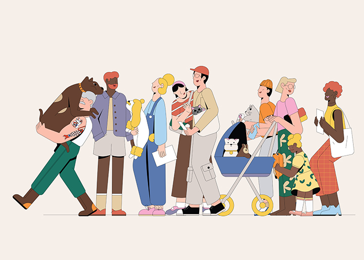 GirlsclubAsia-Illustrator-Jiaqi-Wang-pets-order-line