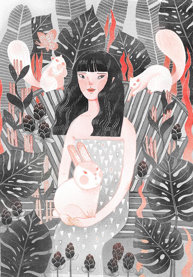 Girlsclub-Asia-Hannah Li-Bunny