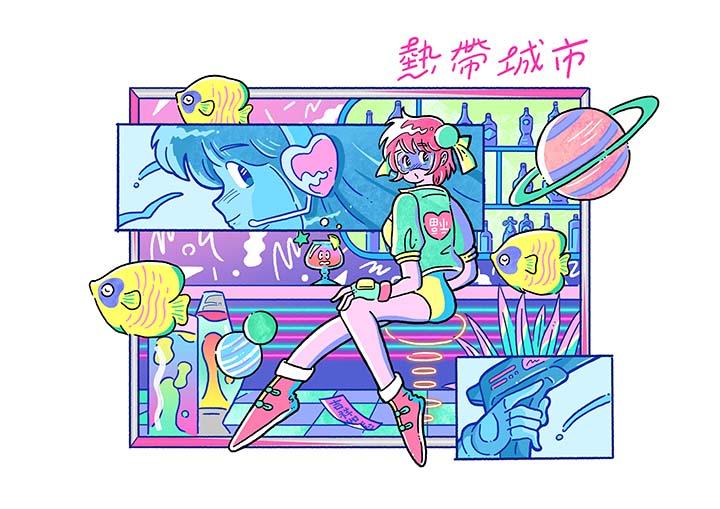 GirlsclubAsia-Artist-ShihoSo-Tokyo-Taiwan-WORK02