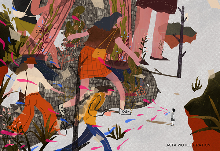 GirlsclubAsia-Illustrator-AstaWu-09speechess