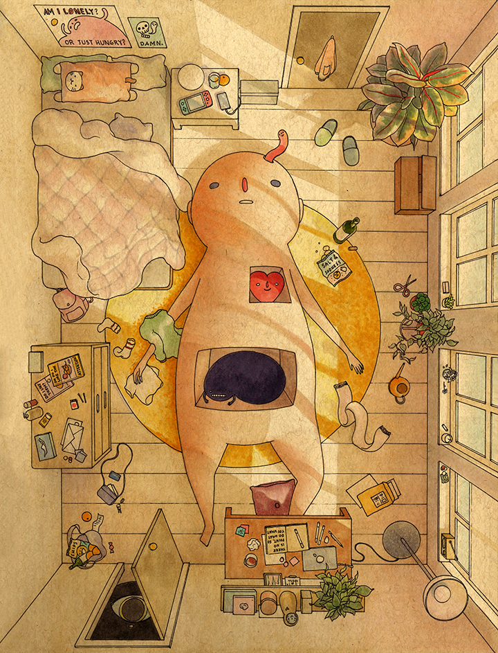 GirlsclubAsia-Artist-Felicia-Chiao-Room-Giant