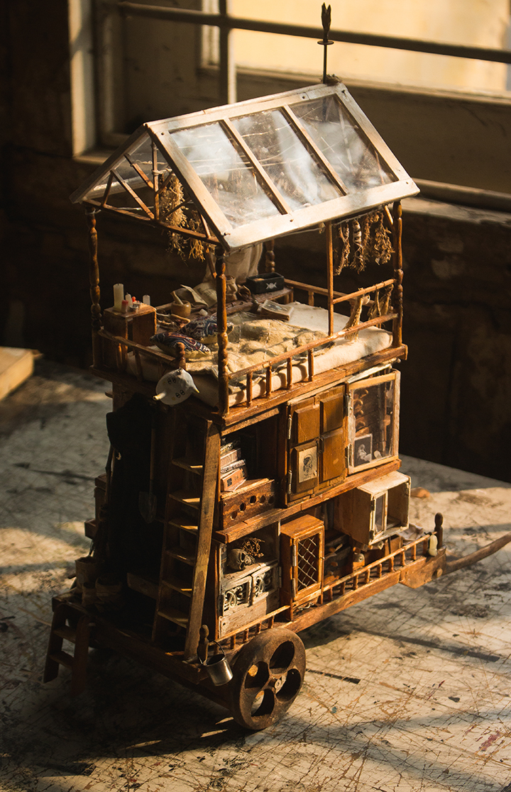 GirlsclubAsia-Artist-Lucid-Dream-minature-house