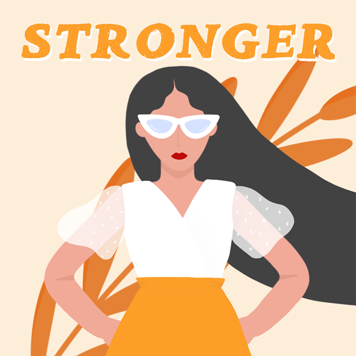 GirlsclubAsia-Illustrator-Vu-Thao-Chi-stronger