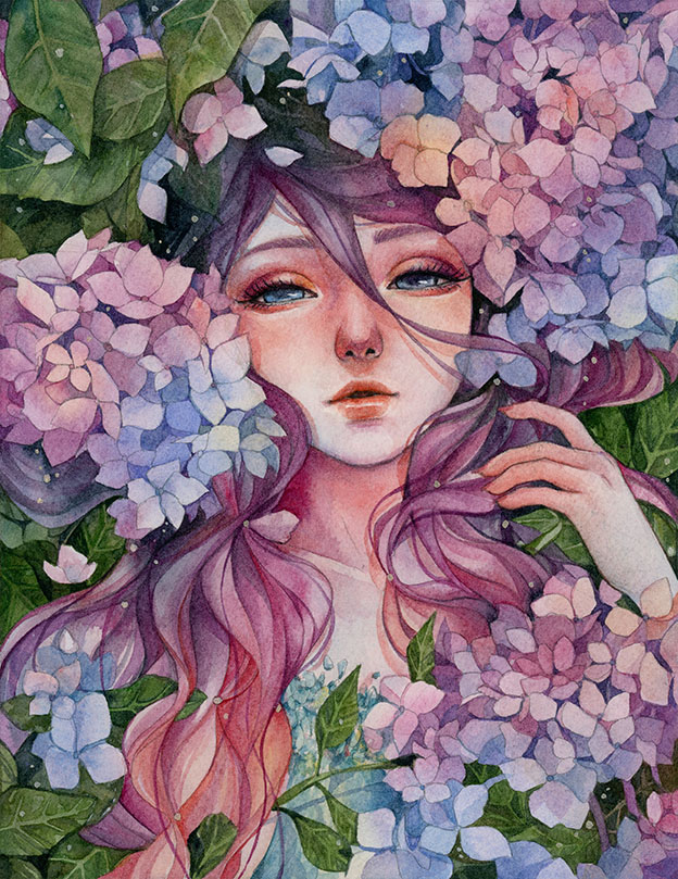 9-June Blooms