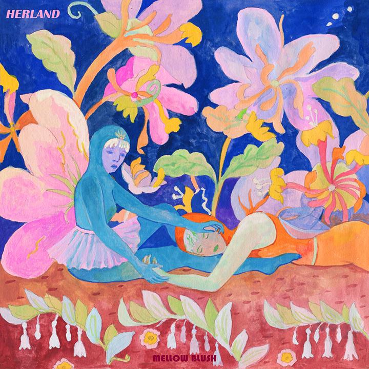 GirlsclubAsia-Artist-Ansso An-Mellow Blush new album cover
