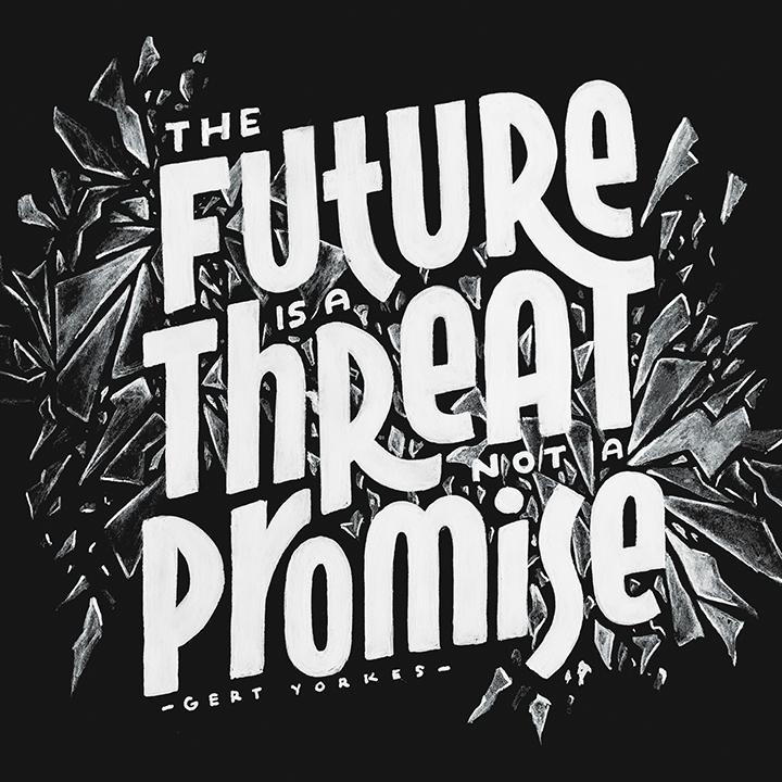 GirlsclubAsia-Artist-Kitty-Jardenil-the future is a threat