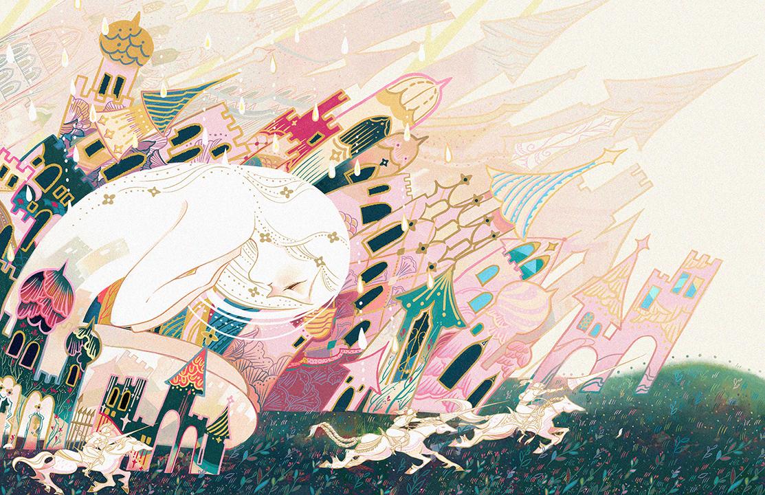 GirlsclubAsia-Artist-Kuri-Huang-Stray Birds_ Fortress