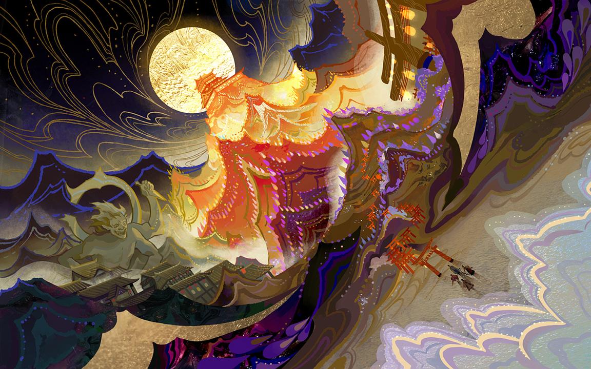 GirlsclubAsia-Artist-Kuri-Huang-City of the sun