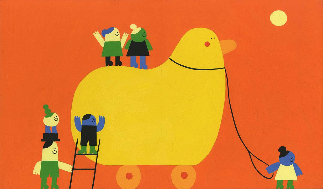 GirlsclubAsia-Artist-Camilla-Teodoro-Giant_Duck