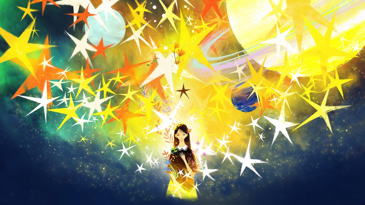 GirlsclubAsia-Artist-Bluebean-Galaxy_girl