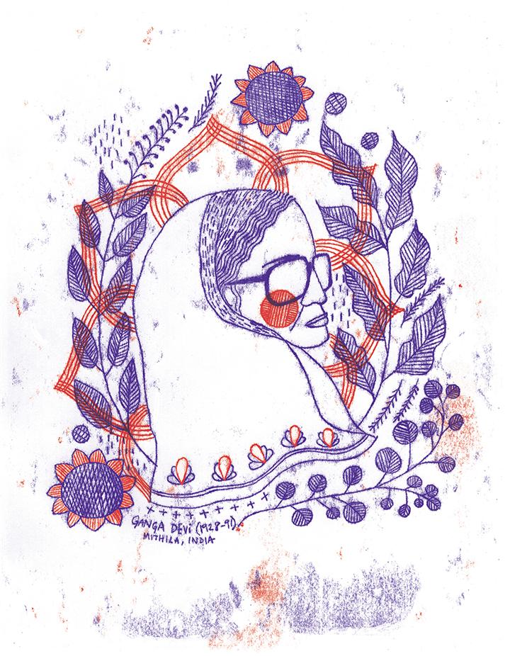 GirlsclubAsia-Artist-Shreyas-R-Krishnan-SRK_Portrait02