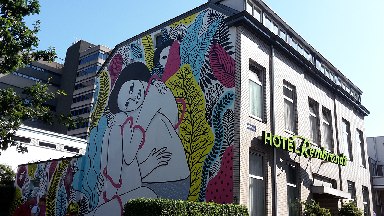 Mural_ARnhem_Nedherlands
