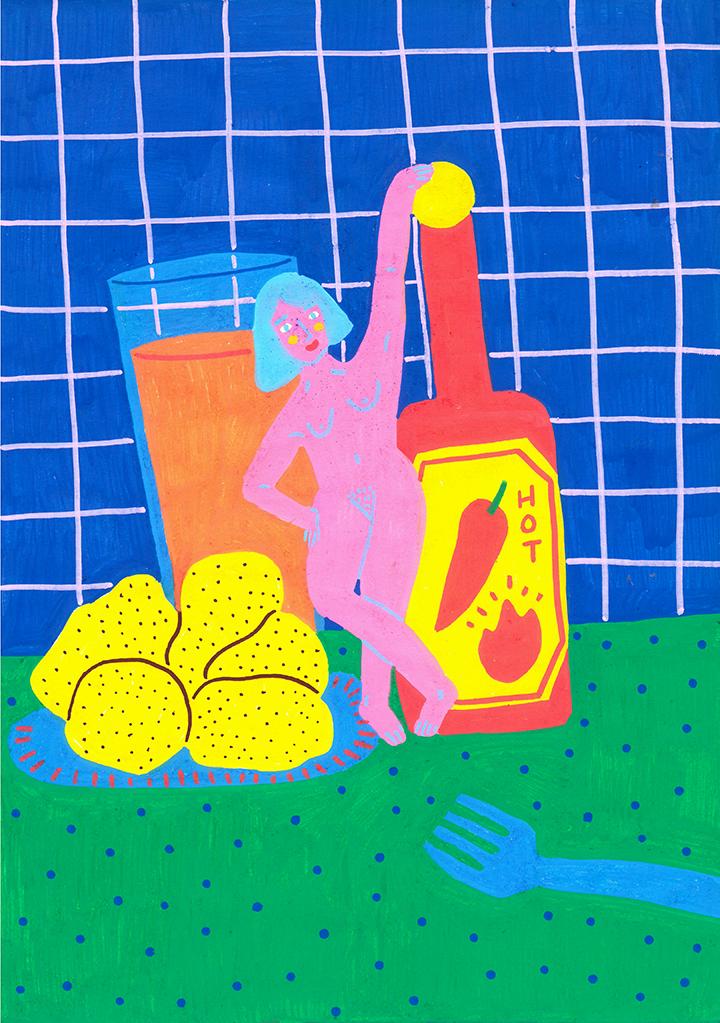GirlsclubAsia-Artist-Hafi-hotsauce