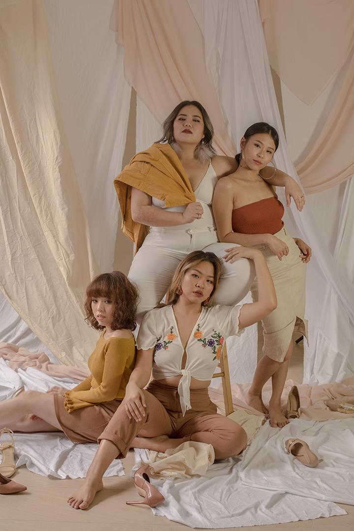 GirlsclubAsia-Music-CrinkleCut-Malaysia- Yellow 2 (Photo by Annatasha Photography)