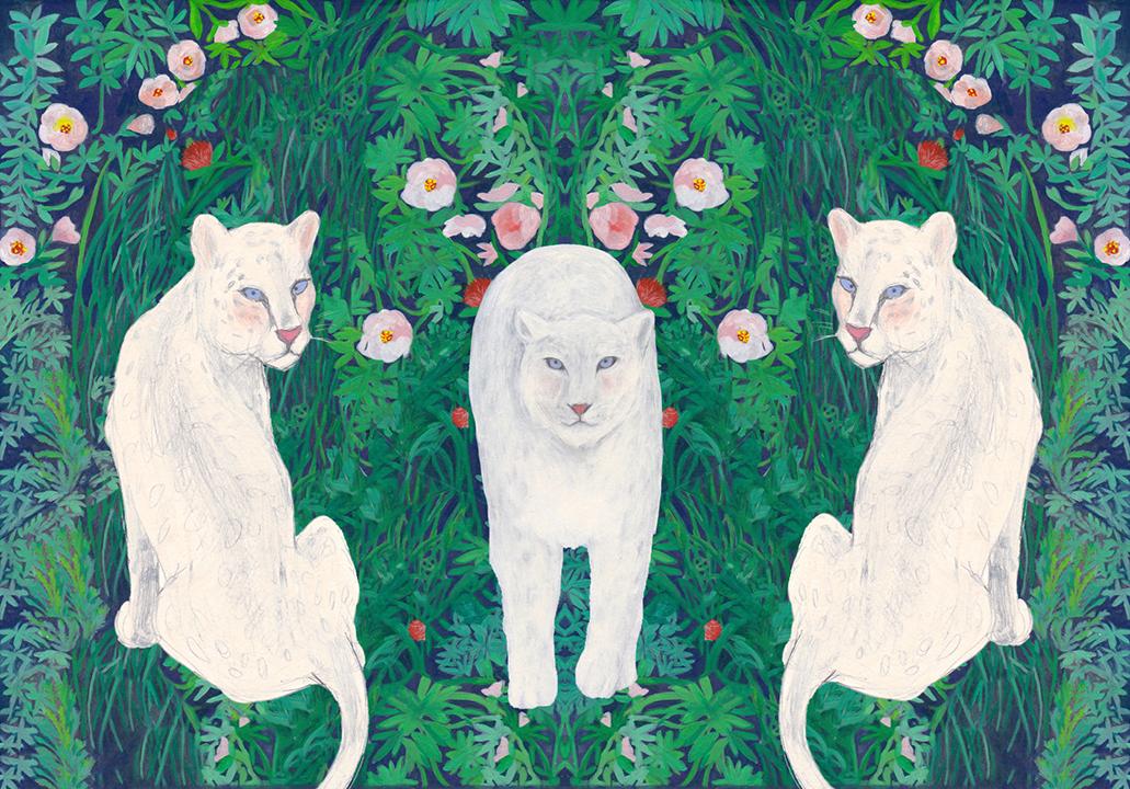 GirlsclubAsia-Artist-AmelieHsieh-Taiwan-forest拷貝