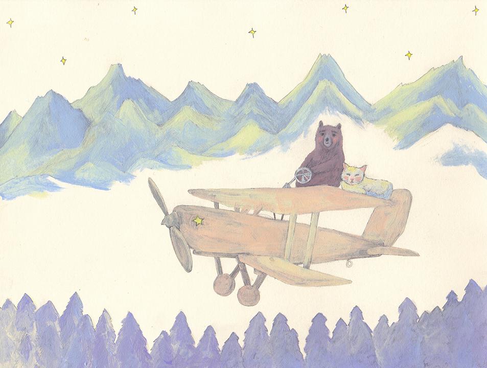 GirlsclubAsia-Artist-AmelieHsieh-Taiwan-fly away
