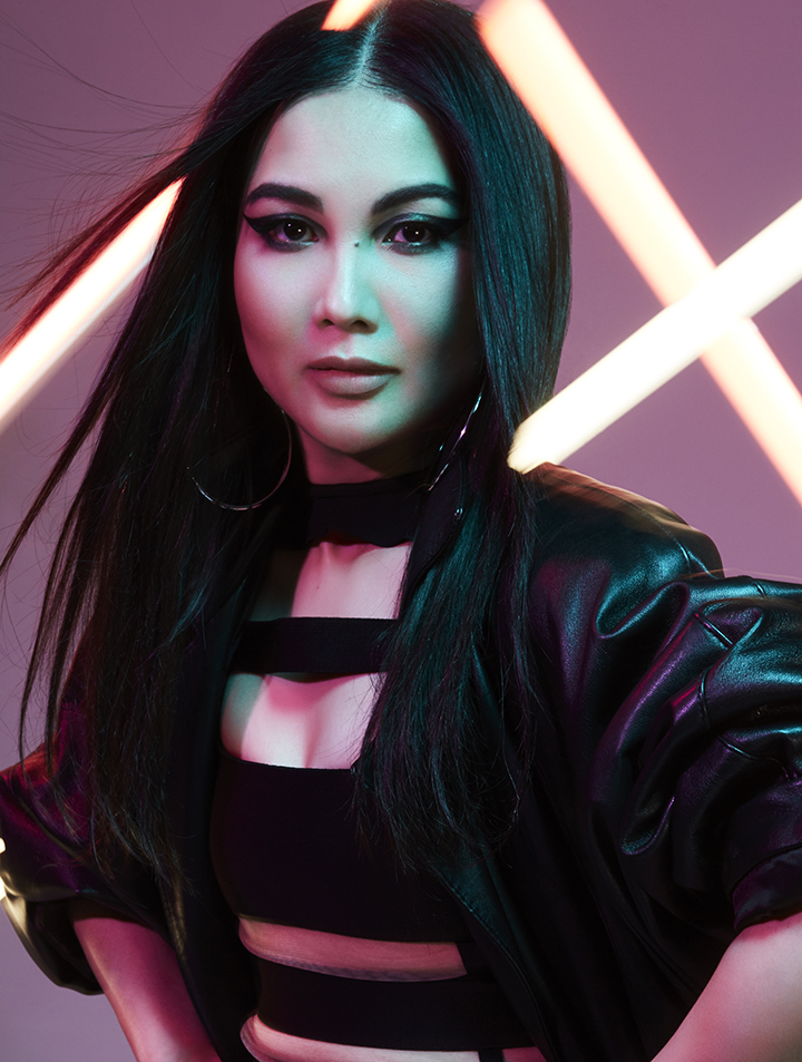 Girlsclub-Asia-music-CZARINA.Balmain