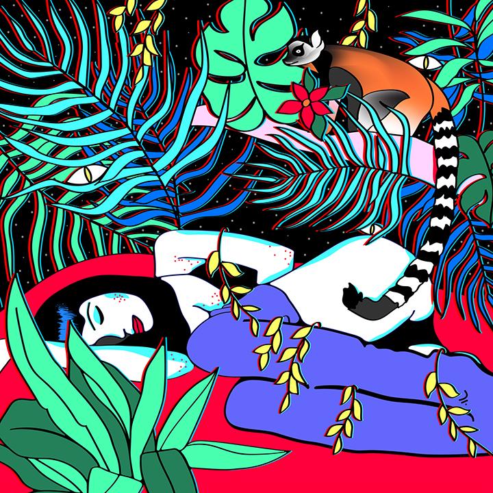 GirlsclubAsia-Artist-Pamela-Mansour-Print