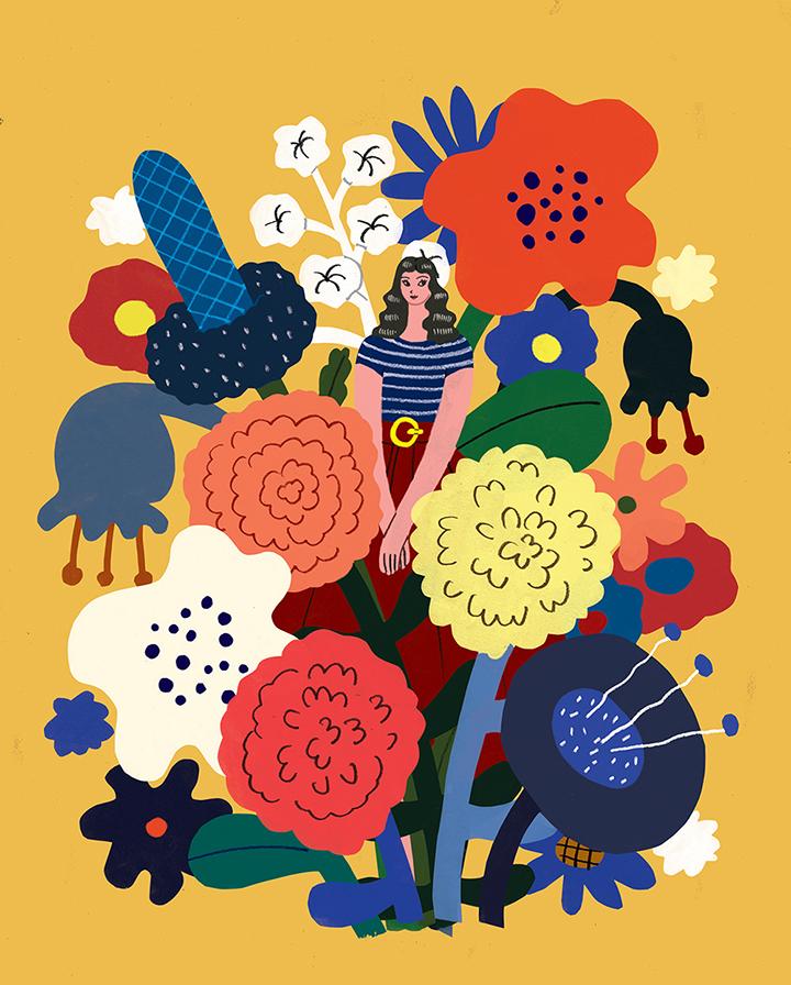 GirlsclubAsia-Artist-Hye-Jin-Chung-flowershopgirl_1000