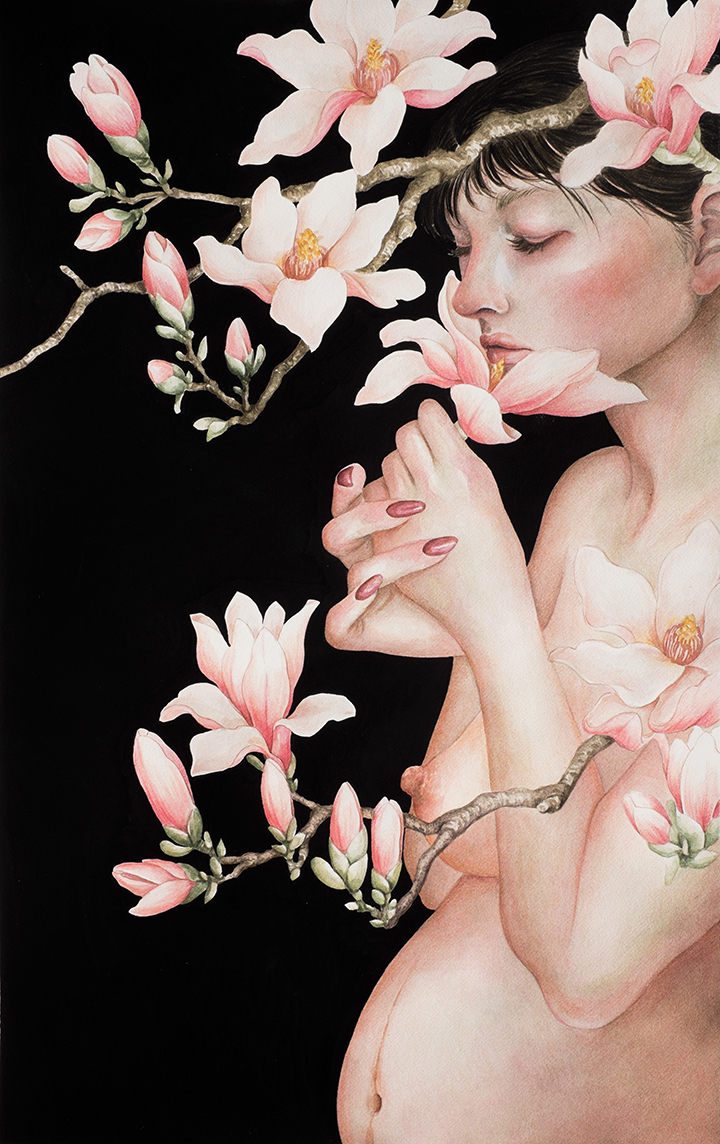 GirlsclubAsia-Artist-Phuong-Nguyen-La-mammina