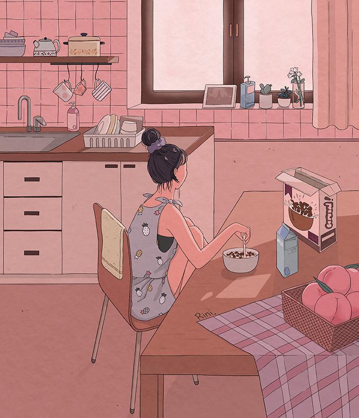 girlsclub-asia-rini-Late morning