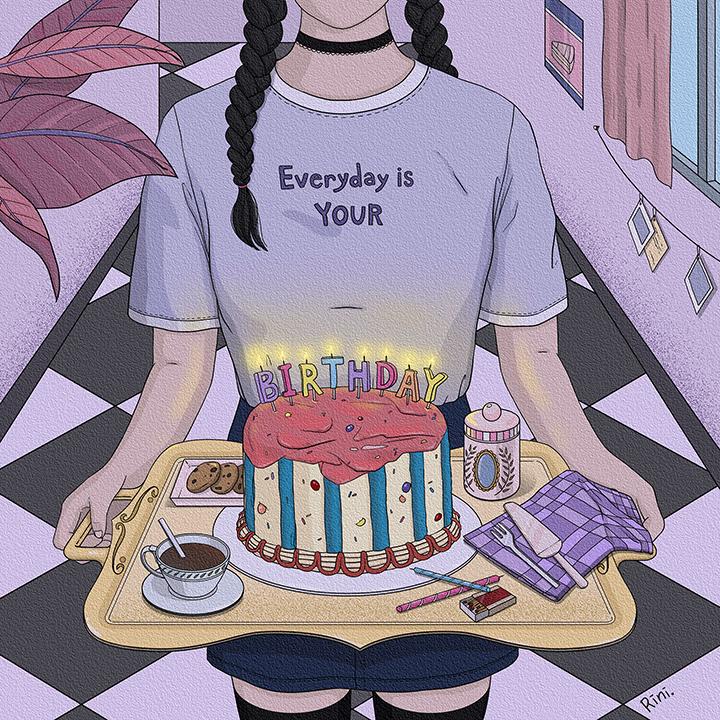 girlsclub-asia-rini-Everyday is your birthday