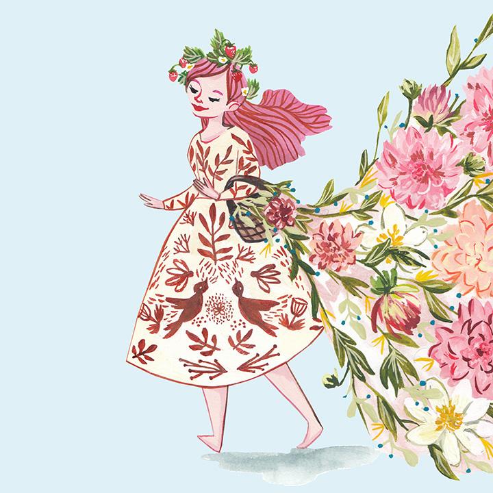 girlsclubasia-asma-enayeh-Spring Wanderer