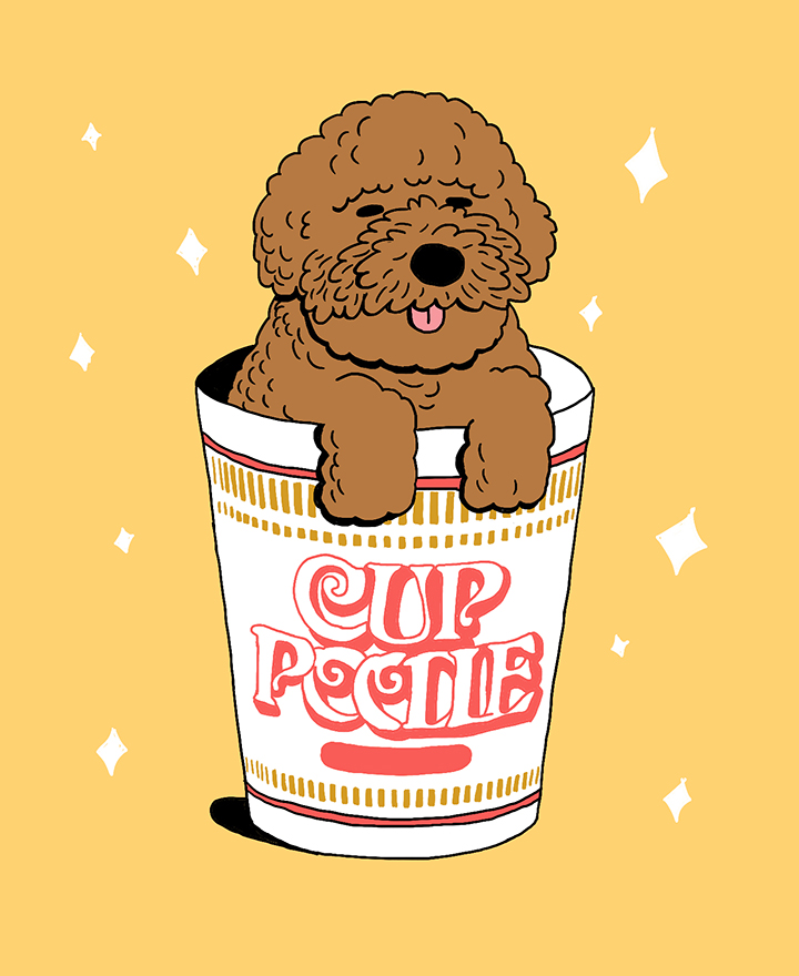 girlsclubasia-michelle-sherrina-Cup Poodle
