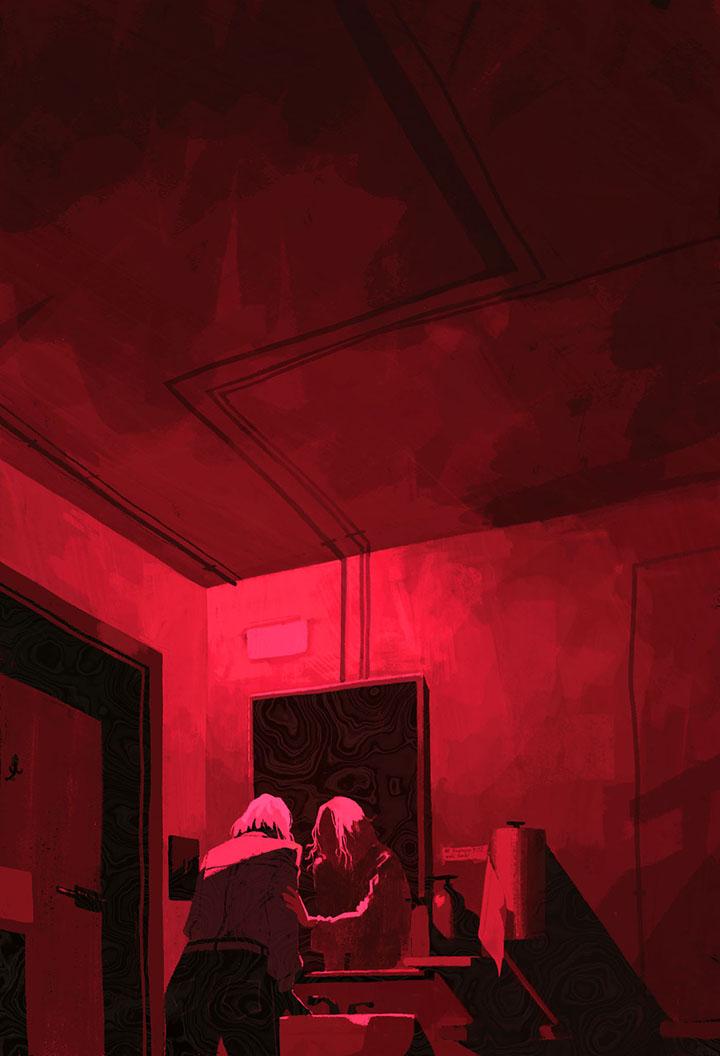girlsclubasia-helen-katherine-lam-redbathroom