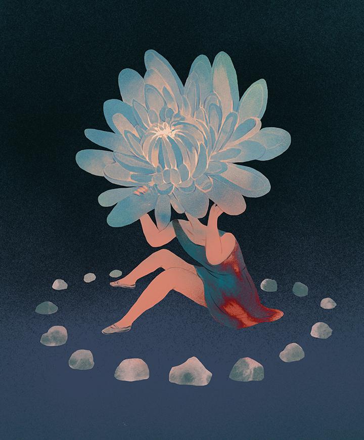 girlsclub-asia-Nicole Xu-flowerhead