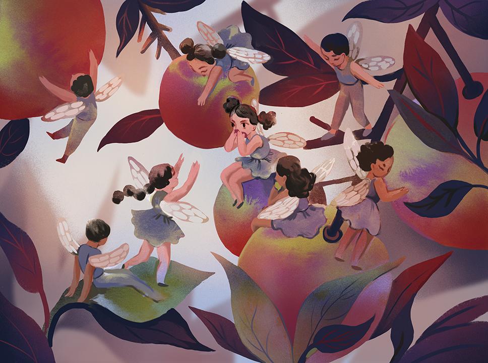 girlsclub-asia-Nicole Xu-berries