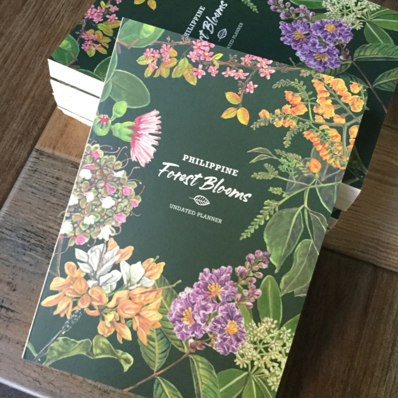 Girlsclub-Asia-cynthia-bauzon-arre-Philippine-Forest-Blooms-planner
