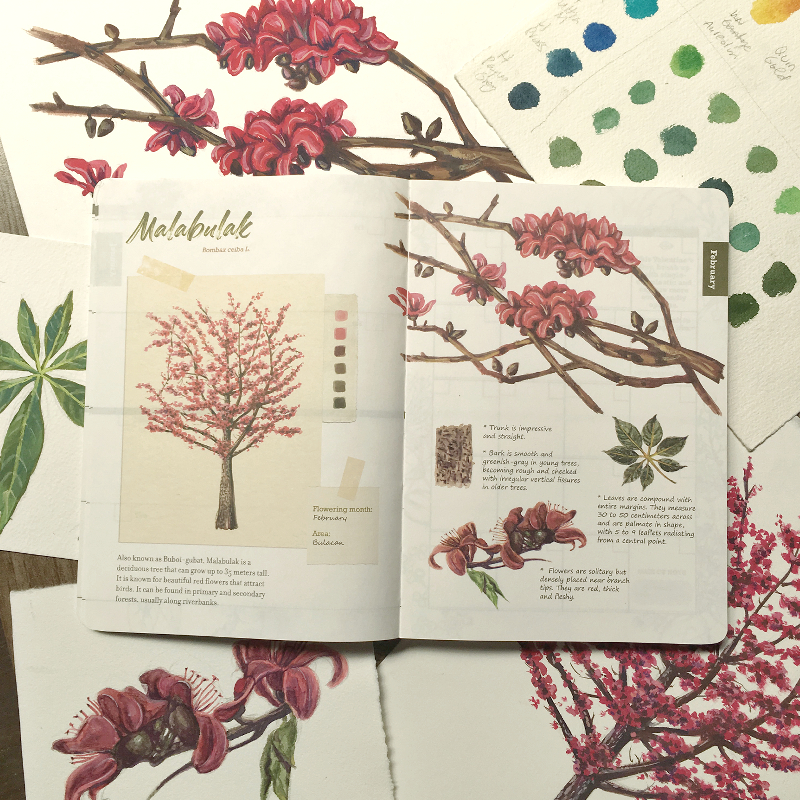 Girlsclub-Asia-cynthia-bauzon-arre-Philippine-Forest-Blooms-planner-inside