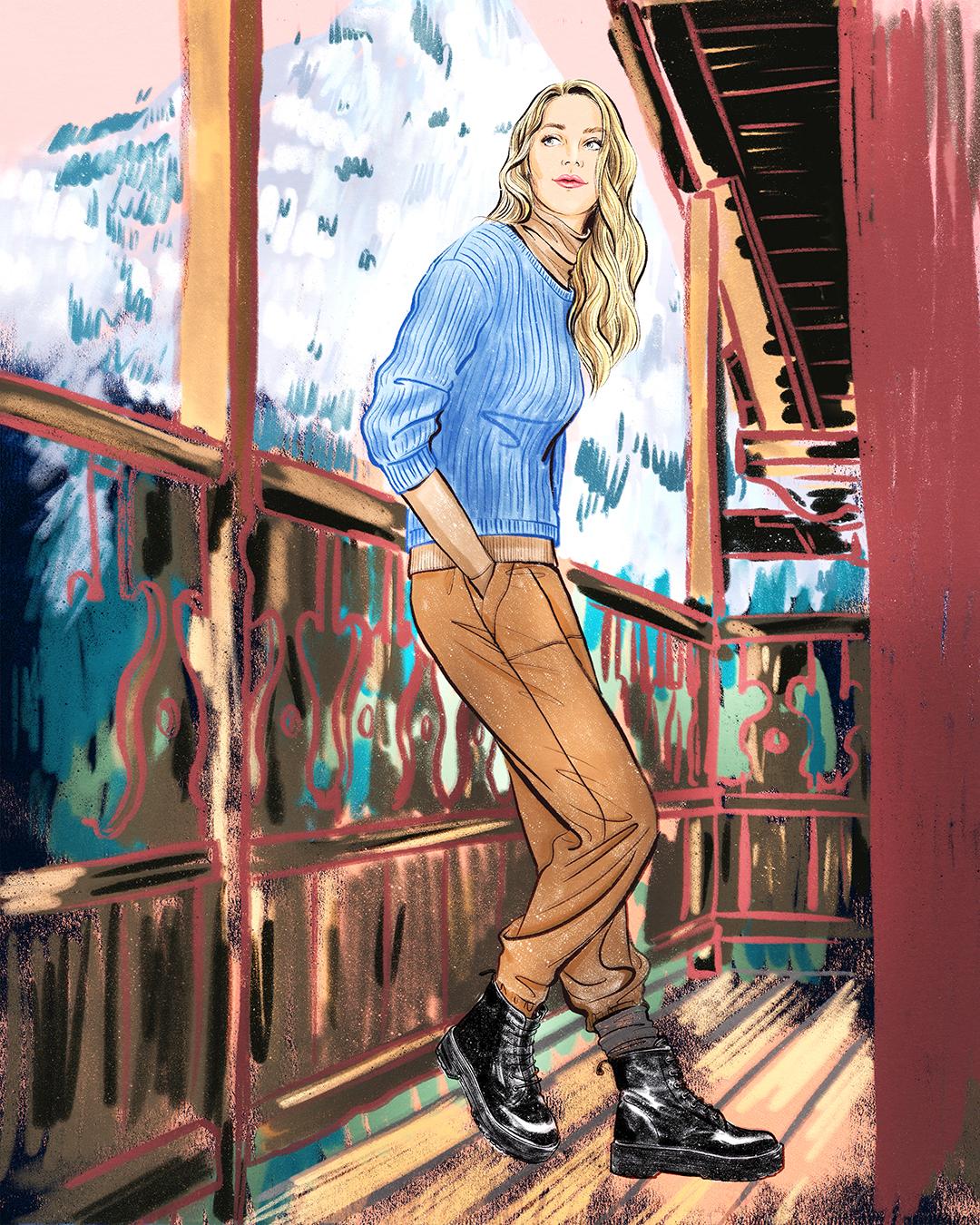 Girlsclub-Asia-Lily Qian-illustration_Falconeri