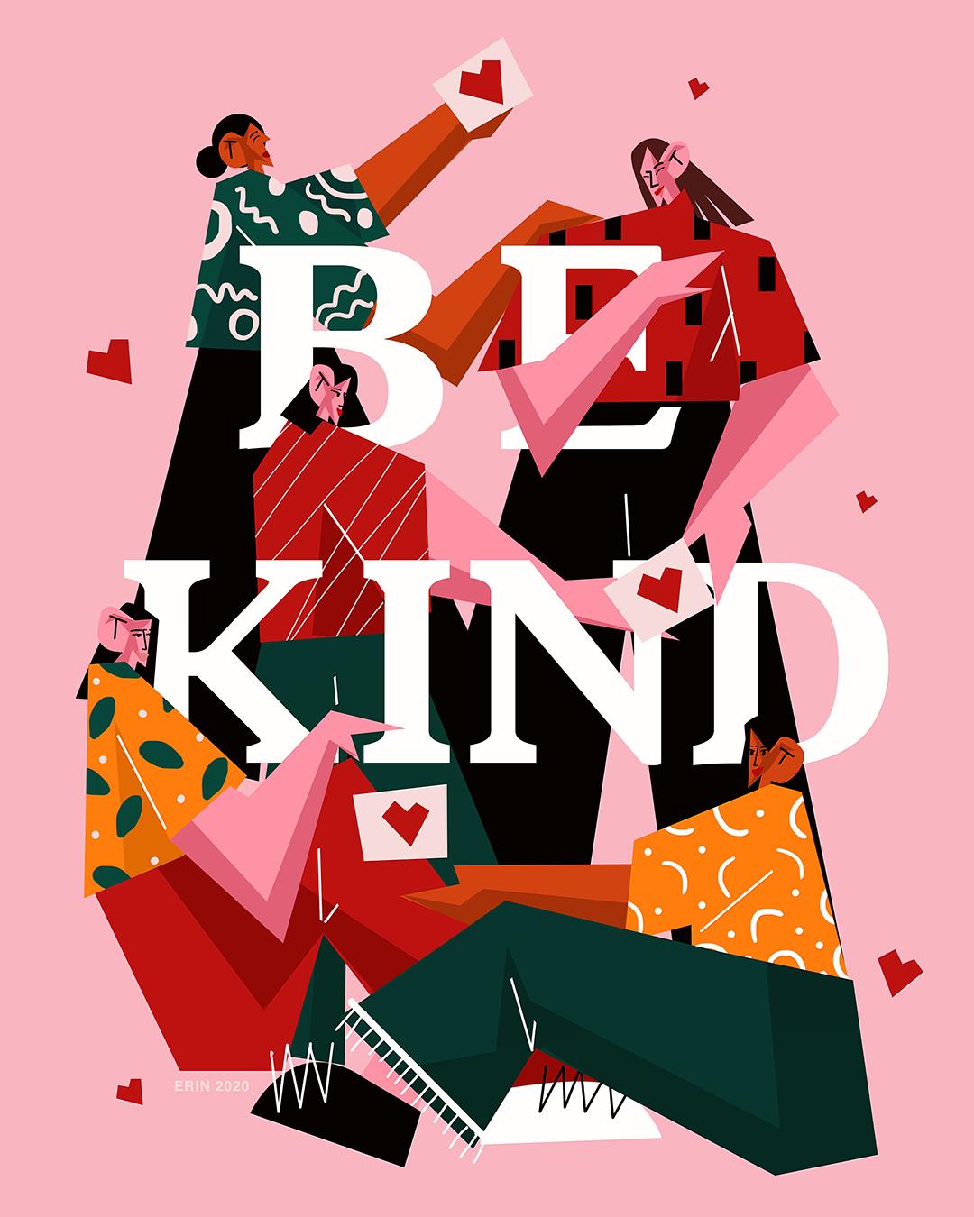 Girlsclub-Asia-Erin Dwi Azmi-be kind
