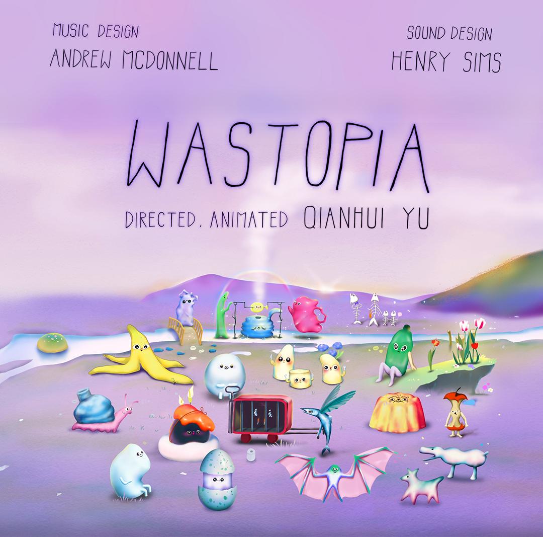 Girlsclub-Asia-Qianhui-Yu-Wastopia_poster2