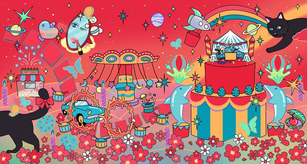 Girlsclub-Asia-Haein Jeong-Rocket-Punch- 2nd mini album