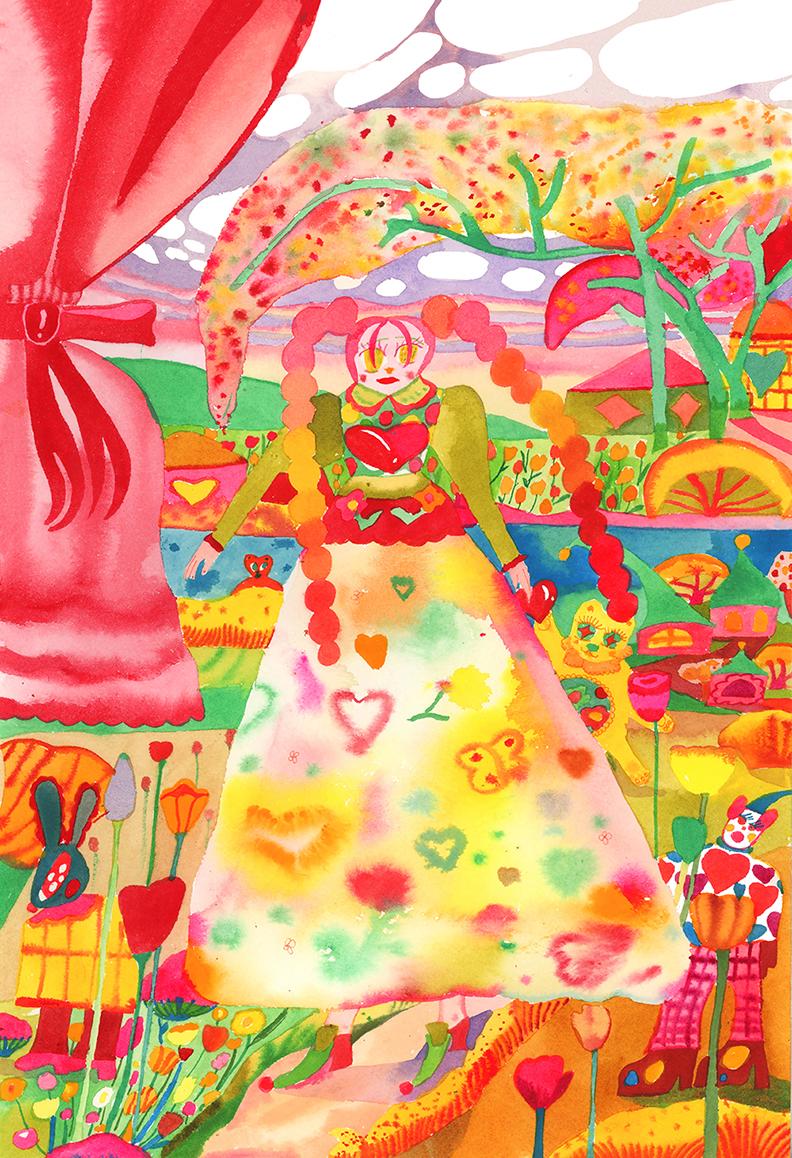 GirlsclubAsia-Artist-HaejinPark-work1