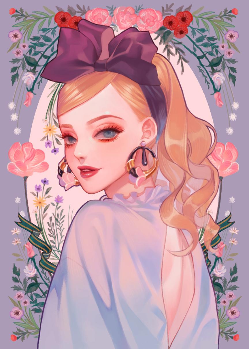 GirlsclubAsia-Artist-Hiruna-NattanichaKrachangwong-caracasan_