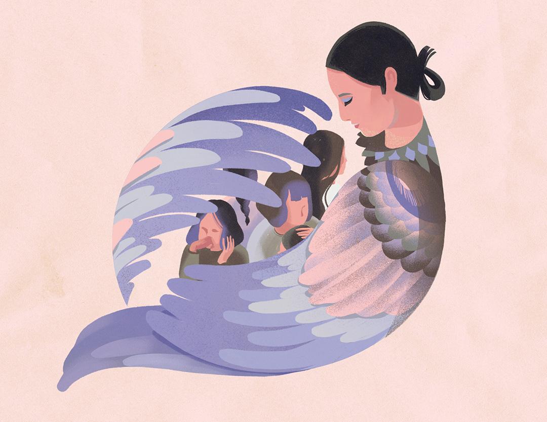 GirlsclubAsia-Artist-Cornelia Li-Toronto-Canada-protection