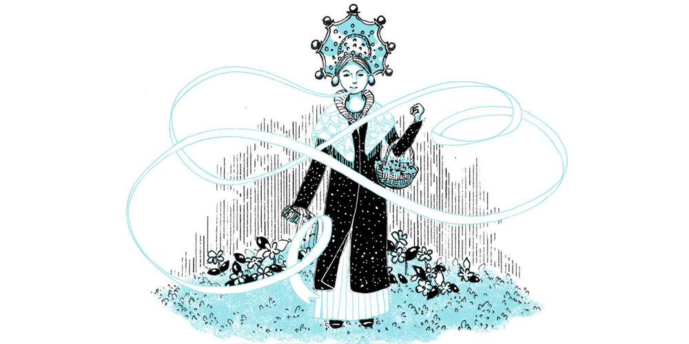 GirlsclubAsia-Illustrator-Shreya-Gupta-NewYork-India-ALCOTT_Little Women _Chapter+22-+Pleasant+Meadows