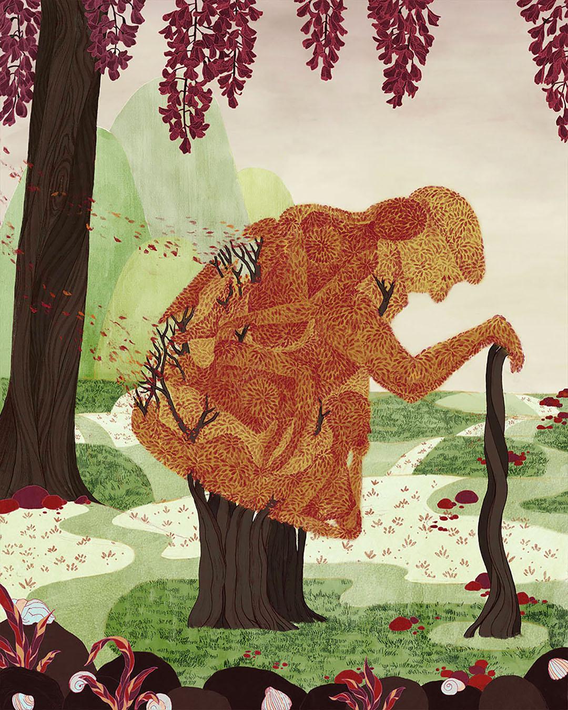 GirlsclubAsia-Illustrator-Shreya-Gupta-NewYork-India-Desires+Are+now+Memories