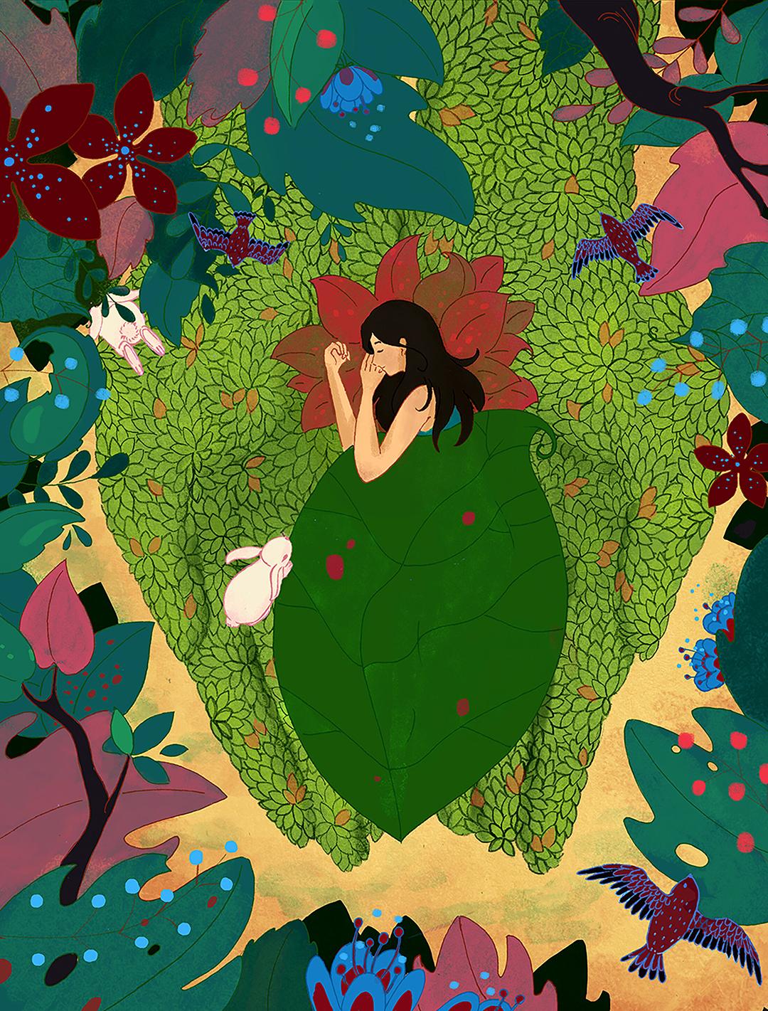GirlsclubAsia-Illustrator-Shreya-Gupta-NewYork-India-Wildest+dreams