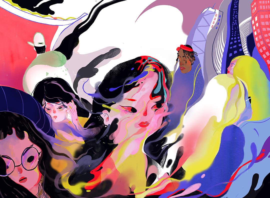 GirlsclubAsia-Illustrator-KeCui-China-01